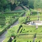 Gartenanlage des Castello Ruspoli