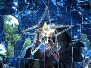 Niki de Saint Phalle - Spiegelstern