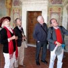 Villa Lante - Fresken
