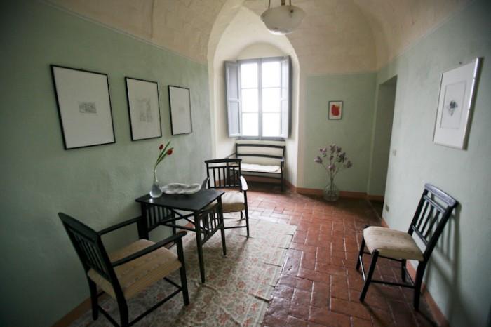 """Villa Le Guadalupe """"Salottino"""" im Gästehaus"""