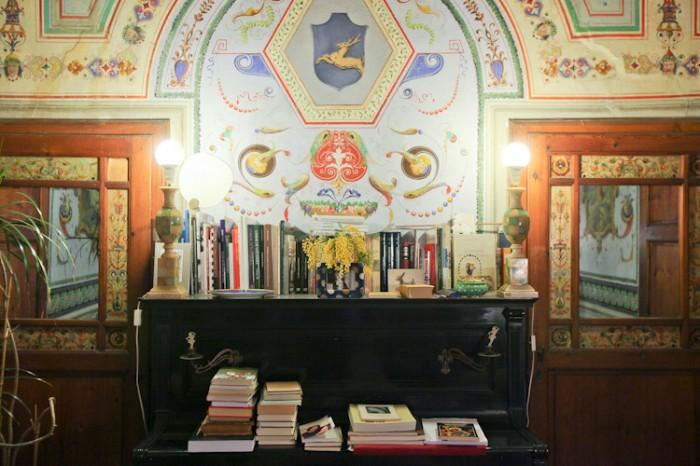 Villa-Le-Guadalupe-salotto-Klavier