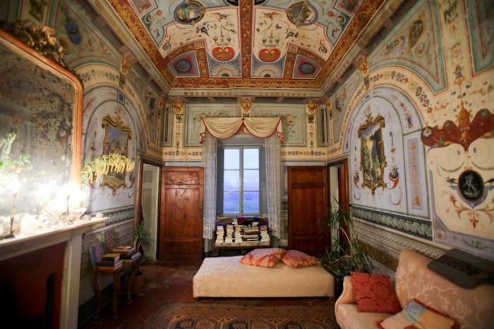 Villa-Le-Guadalupe-salotto-mit-Landschaft