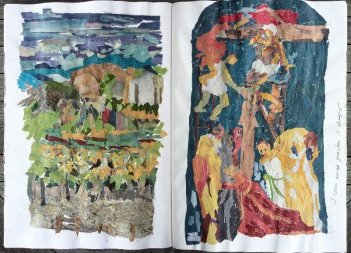 Caroline Peyron: Impressions from