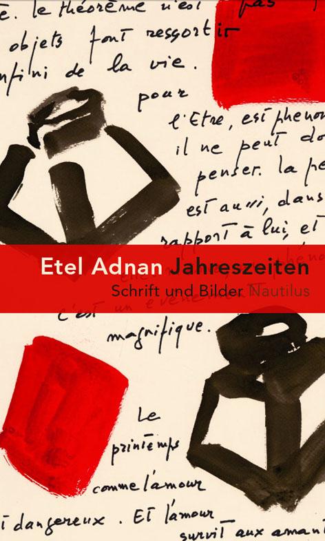 """Etel Adnan: """"Jahreszeiten"""""""