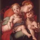Pontormo, Madonna mit Kind und Johannesknaben