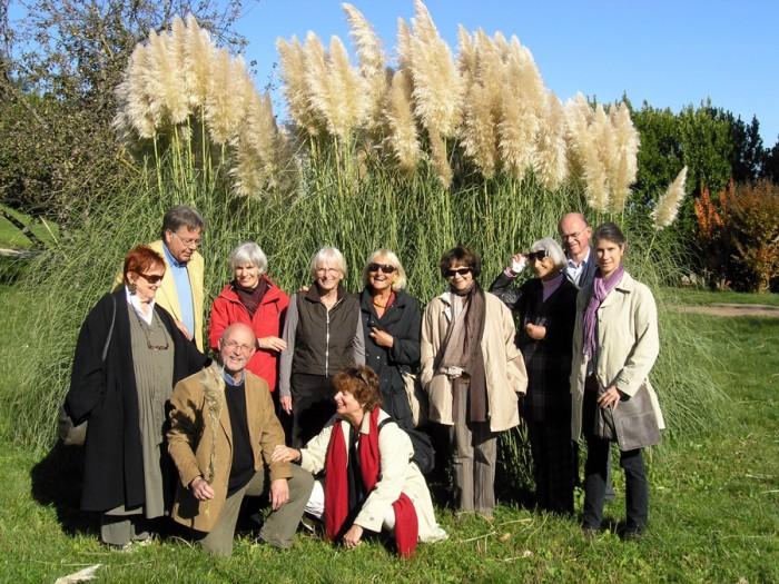 TeilnehmerInnen des Dostojewskij-Symposiums 2010