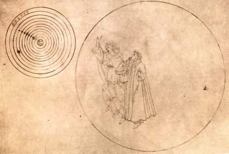 Dante und Vergil