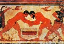 Die Etrusker: Lebenslust und Totenkult