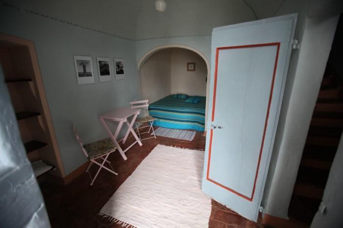 """Villa Le Guadalupe """"Alkovenzimmer"""""""