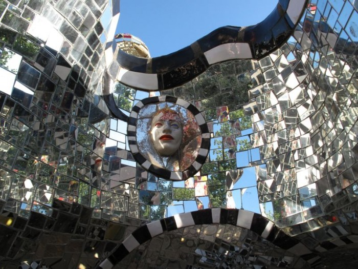 Niki de Saint Phalle, Parco dei Tarocchi