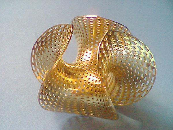 Sculpture by Benjamin Storch, collection John Sullivan