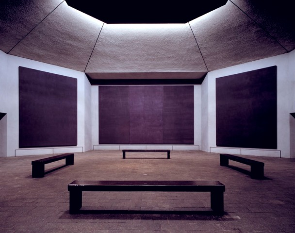 Rothko Chapel, Houston