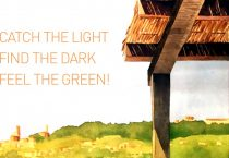 Catch the Light - Find the Dark - Feel the Green