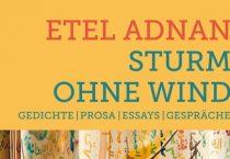 Etel Adnan - Sturm ohne Wind